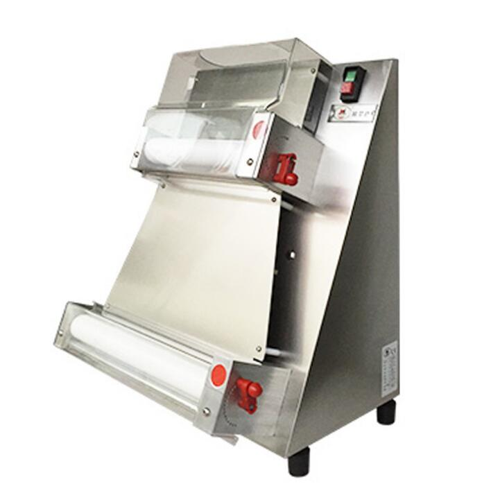 Free Shipping Hot Sale DR-1V Commercial Pizza Dough Roller Pizza Dough Machines Dough Pressing Machine Pizza Dough Sheeter