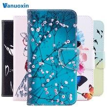 Flip Leather Case For Funda Xiaomi Redmi Note 4 note 4X Case cover For Coque Xiaomi Redm Note 5A Pro Prime Cases
