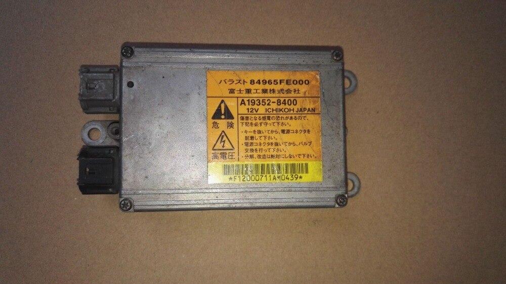 2001 2002 2003 принтеров infinti QX4 Фабрика OEM Ксеноновые балласт фары