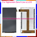 Smartphone For Highscreen Zera S (rev.s) LCD Display Panel Screen Monitor Moudle Repair Replacement Tracking Code Free Shipping