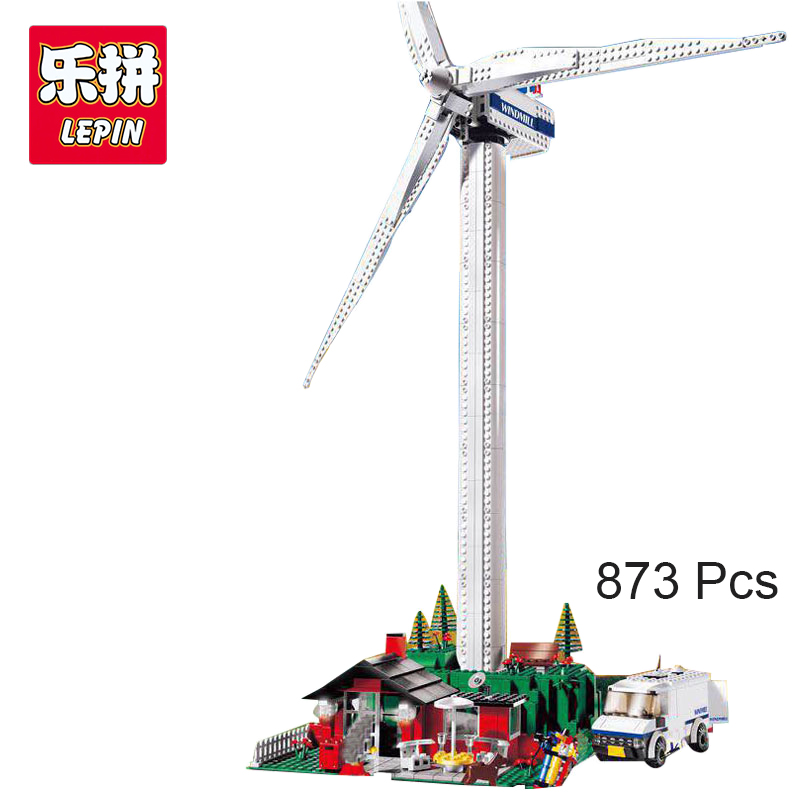 Lepin 37001 Creative Series The Vestas Windmill Turbine Children Building Block Bricks Toys Gifts Compatible With lego 4999 lepin 37001 creative series the vestas windmill turbine set children educational building blocks bricks toys model for gift 4999