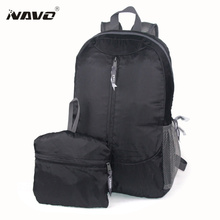 Travel Backpacks Foldable Compact Folding Backpack Men 14 Inch Nylon Backpack Lightweight Bag Water Repllent Travel Storage Bags