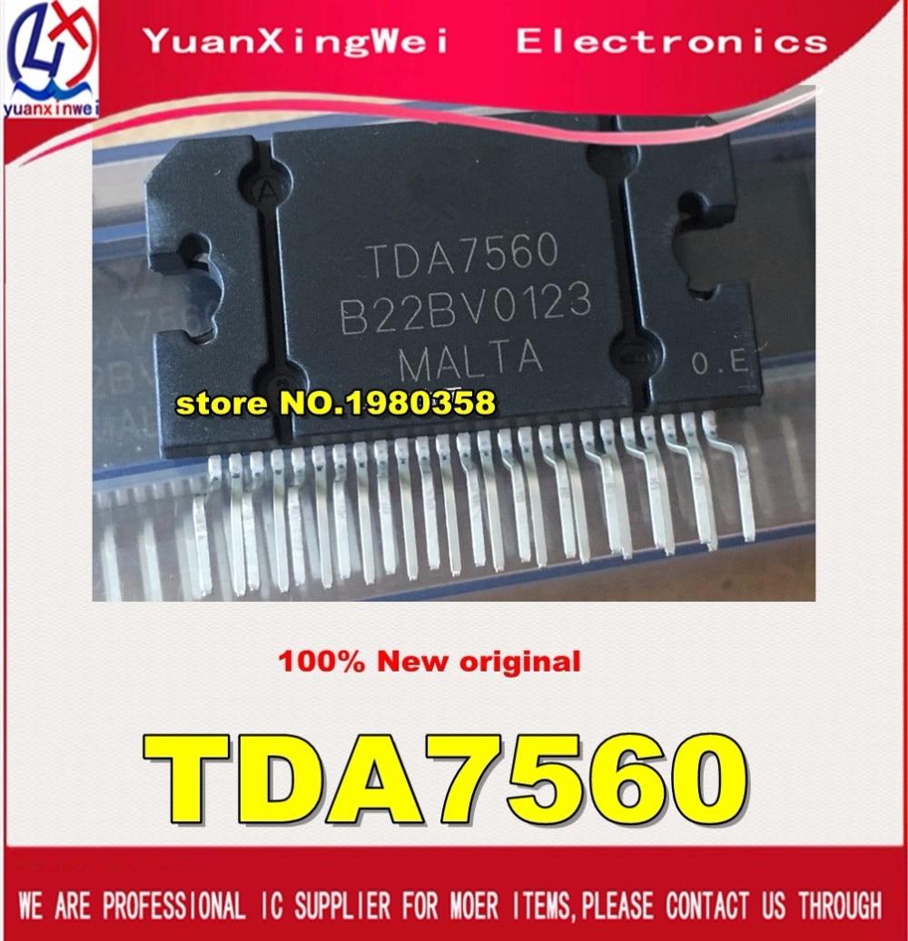 Free Shipping 1pcs/lot  TDA7560 ZIP25 100%new&original electronics kit in stock diy ic components free shipping in stock 100%new and original 1 years warranty oc192 xfp sr1 10g xfp sr 850nm