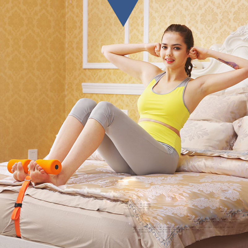 Fitness Adjustable Home Portable Sit-ups equipment Abdominal Fitness Equipment Abdominal Available Bed fitness