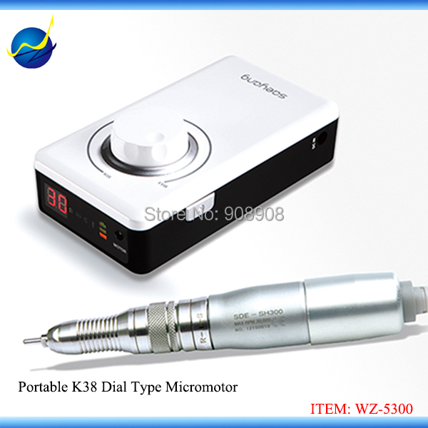 Hot Sell Original Korea SAEYANG Plug-in Digital Display Portable Pedicure Manicure Nail Art Drill Precision Nail Slab Grinder jeruan 7 lcd video doorbell voice video recording intercom system kit 2 monitors waterproof password access mini camera 1v2