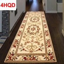 Bedroom carpet  Bedside Rectangular European Entrance Corridor Rug Kitchen