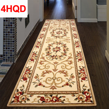 Modern Chinese Rug Living Room Bedroom Bedside Paved Large Carpet Rectangle Non-slip Mat IC Color : A, Size : 100X150cm