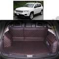 free shipping car trunk mat cargo mat for jeep compass MK49 2011 2012 2013 2014 2015 2016