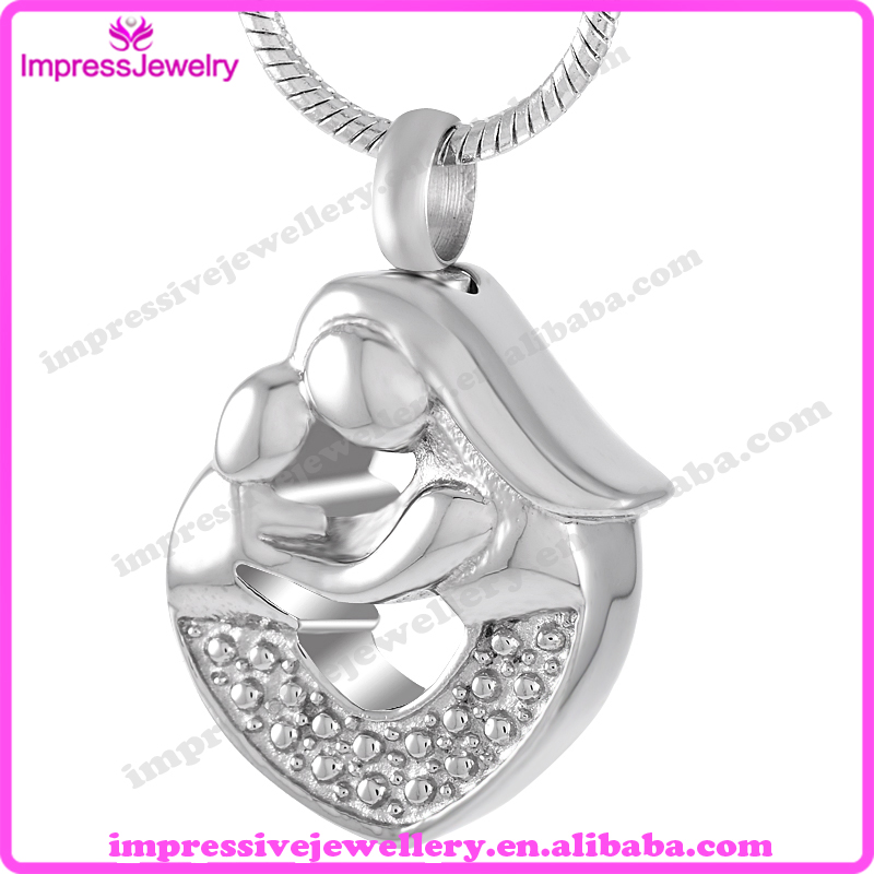 Bulk Cremation Jewelry Ijd8659 Cremation Urns Necklace For Ashes Of Loved One