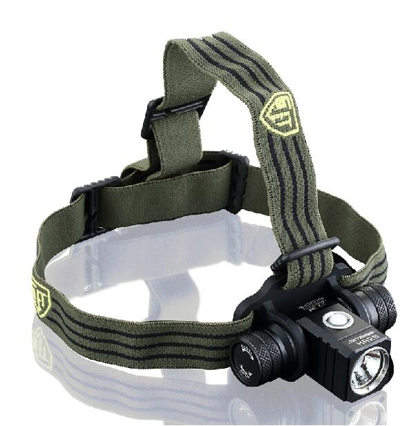 1 Set Jetbeam HR25 Flashlight Cree XM-L2 800 Lumens 18650 Headlight + 1PCS 2400mAh 18650 Battery+USB charger for Self Defense стоимость