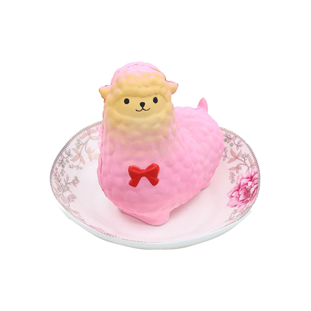 Permalink to Squishy Sheep Alpaca Squish Toys Entertainment Antistress Girls Fun Gadget Gags Practical Jokes Squisy Novelty Gag Toys