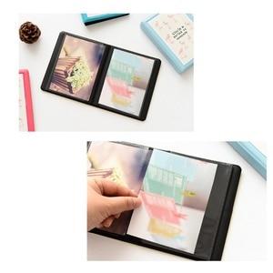 Image 4 - 32 Pockets Colorful Flamingo Mini Photo Album Picture Case Storage for 5 Inch Photo / Instax WIDE Film