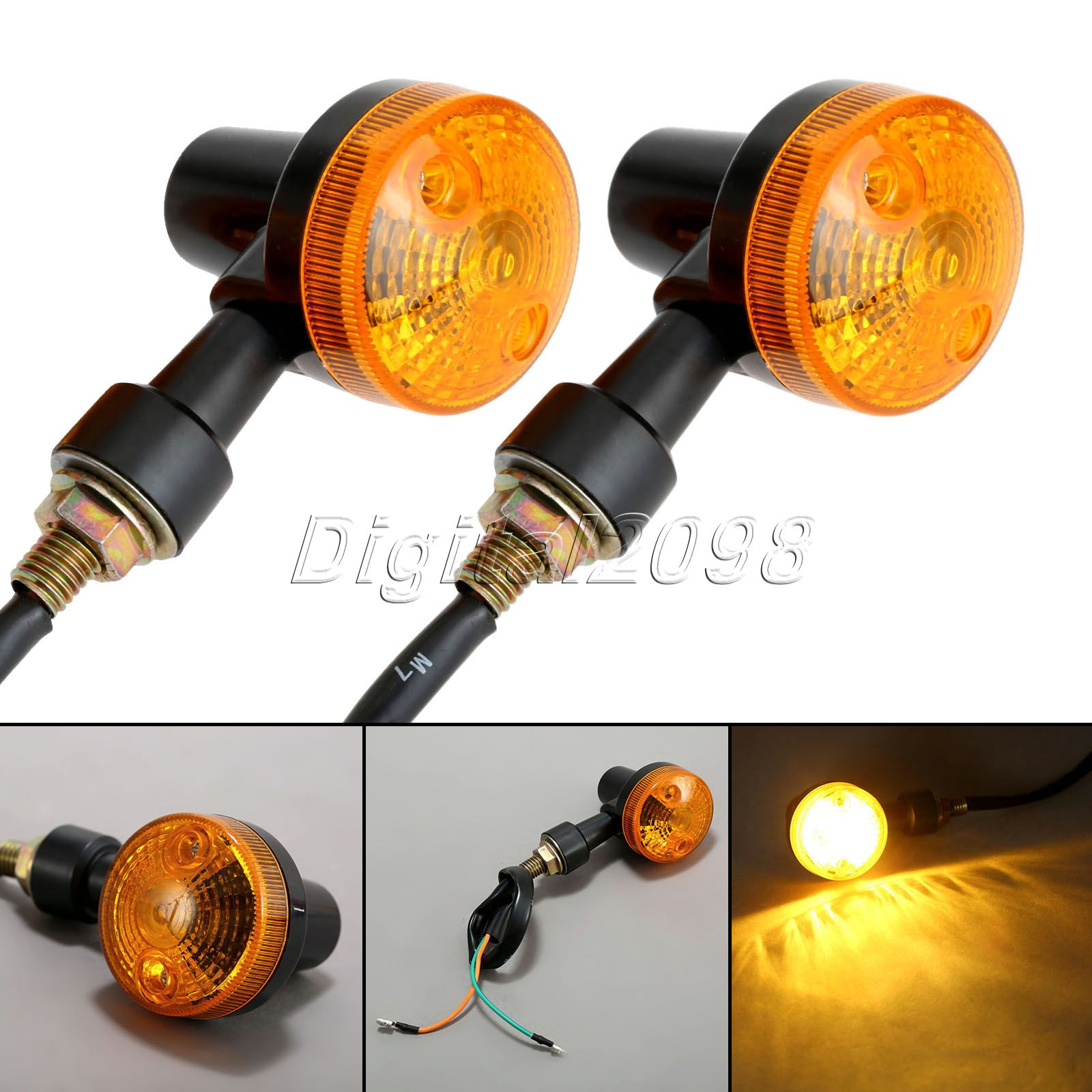 Front Side Marker Light Bulb