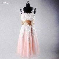 RSE751 сладкий 16 платья Короткие Розовые платья