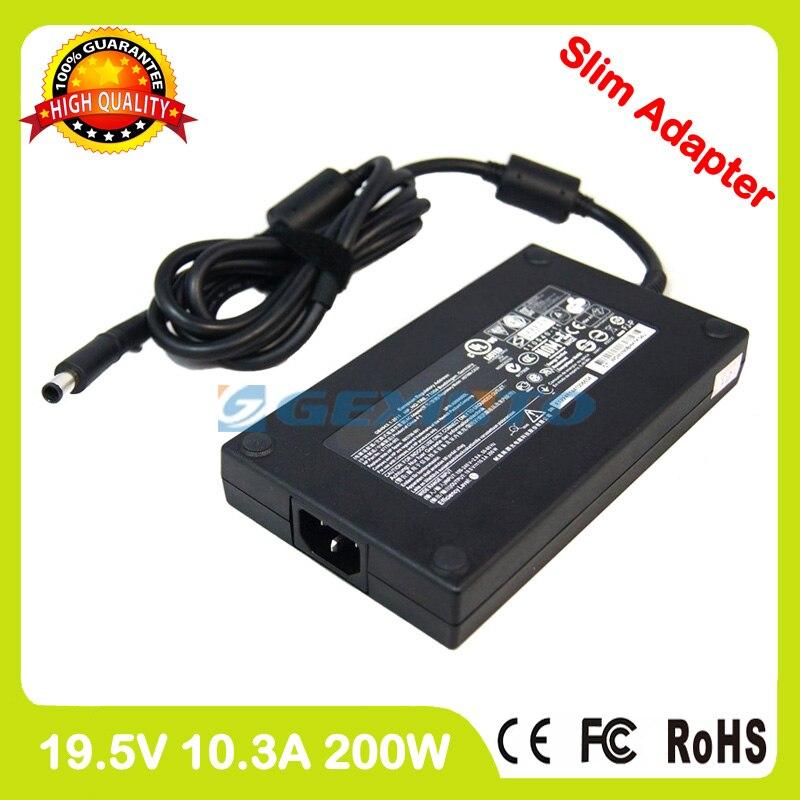 19 5V 10 3A ADP 200FB D HSTNN DA24 laptop ac adapter power charger for HP