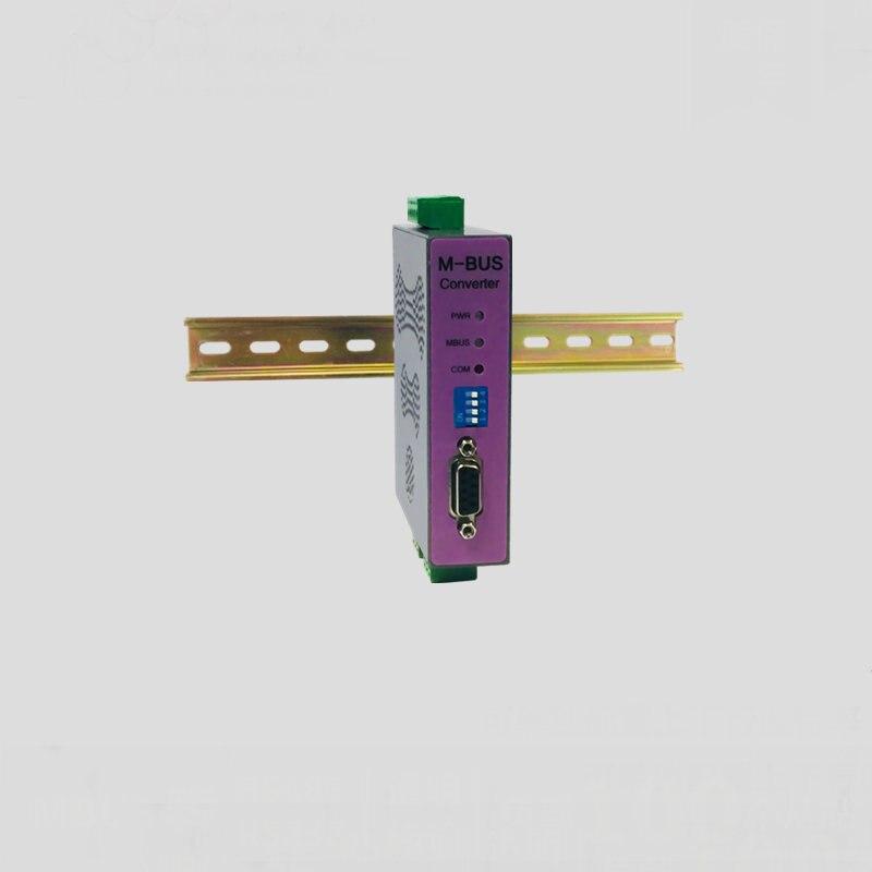 Convertisseur MBUS/M-BUS vers RS232/485/débit en bauds réglable (100 de charge) KH-CM-R100