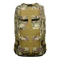 Ejército al aire libre Mochila Mochilas de Excursión Que Acampa Trekking Bag 30L negro/color cp/desierto ditital/camuflaje selva/selva digitales
