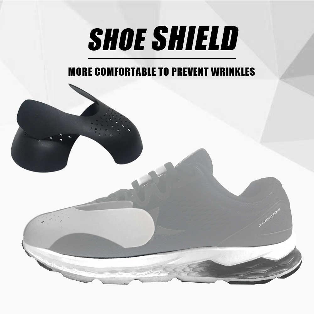 Sunvo รองเท้า Shields สำหรับรองเท้าผ้าใบ Crease ย่นพับสนับสนุนรองเท้า Toe หมวกกีฬา Ball หัวรองเท้า Stretcher Dropshipping