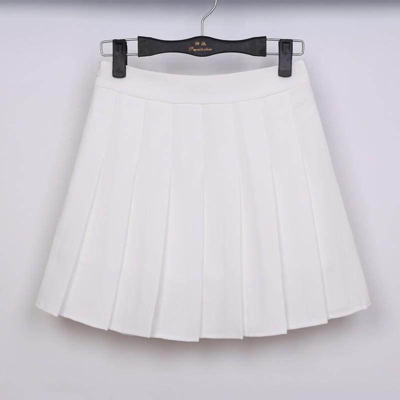 pleated skirt 17