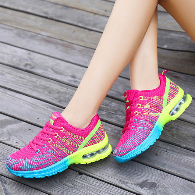 ZHENZU Sport <b>Shoes</b> Woman Sneakers <b>Women</b> Female <b>Running</b> ...