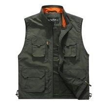 vest collar fishing quick-drying