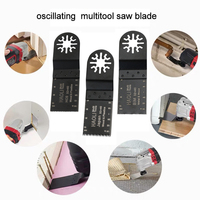 HAOLI 20pcs/set Oscillating Power Tools Saw Blades For Fein Craftman Dremel Makita Einhell Skil for Cut Wood PVC Plastic