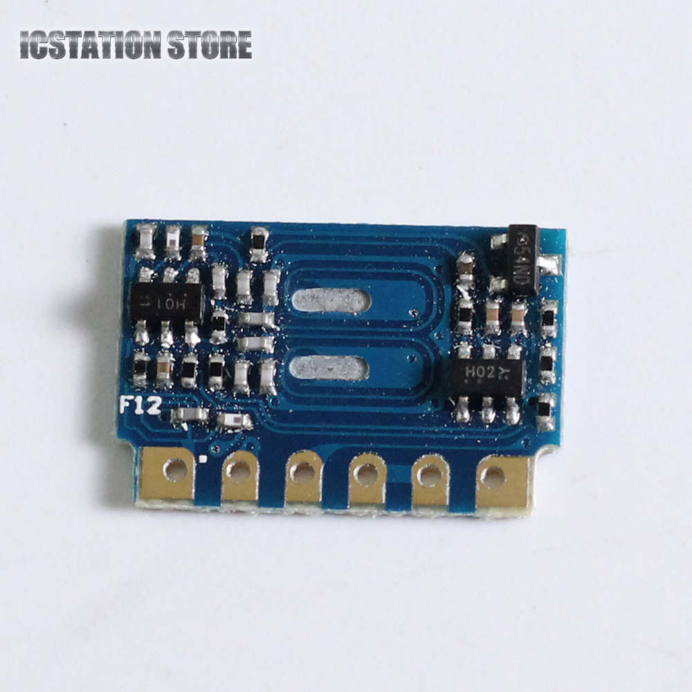 H3V4F 3V 433Mhz MINI Wireless Receiver Module ASK Remote Transceiver Passthrough dra887rx 433mhz superheterodyne ask receiver module for picaxe arduino