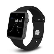 M09 bluetooth smart watch 2.5d arc hd screen unterstützung sim karte Tragbare Geräte SmartWatch Magie Knopf Für IOS Android PK Z50