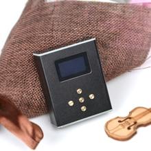 Zishan reproductor de música HIFI Z3 AK4490/AK4493, DAP, HIFI, DSD, MP3, profesional, compatible con amplificador de auriculares, DAC, DSD256, con OLED