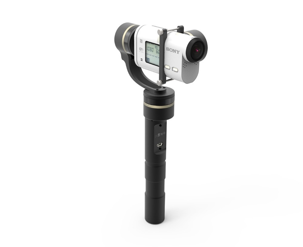 Feiyu Tech Newest FY-G4 GS  gimbal for Sony AS series camera  3-axis brushless gimbal for Song