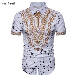 New fashion 3d african clothes hip hop africa clothing dashiki dress printed shirts casual african dresses for women/men