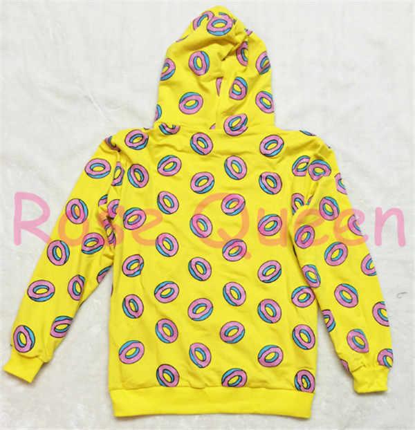 22a8615f55bf11 ... New arrival Kpop GOT7 Just Right Mark BTS Jung Kook Donut Men Womens  Hoodies Casual Sweatshirt ...