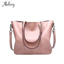 636ee3edb7 Aelicy Femmes d'épaule de sac PU En Cuir de luxe sacs à main femmes sacs  designer bandoulière sacs Femme Marque Nouveau 2018 D42