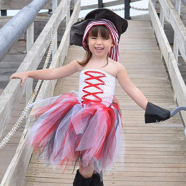 placeholder Halloween Little Witch Tutu Dress Girls Cosplay Costume  Handmade Fluffy Children Pageant Wear Short Dress TS088 b7e11f934f58