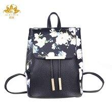 2016 neue Taschen Gewaschen leder mini frauen rucksack schulrucksack für teen mädchen casual rucksack mochila feminina