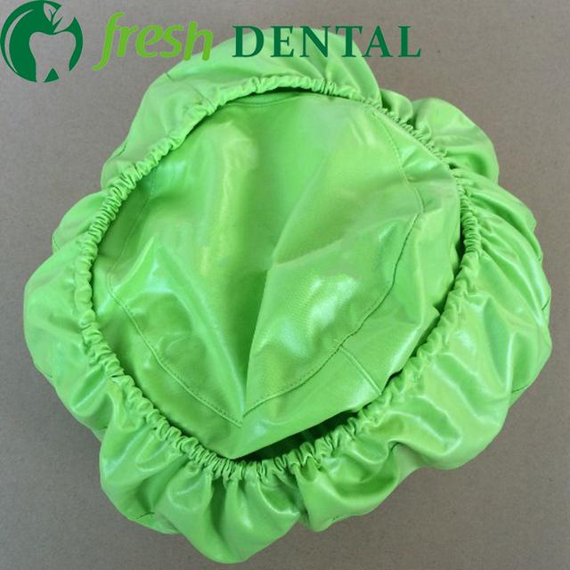 Sillón Dental cubierta de asiento de cuatro piezas/set dental silla manteles cubierta cubierta protectora cubierta de lona impermeable SL-CS1120