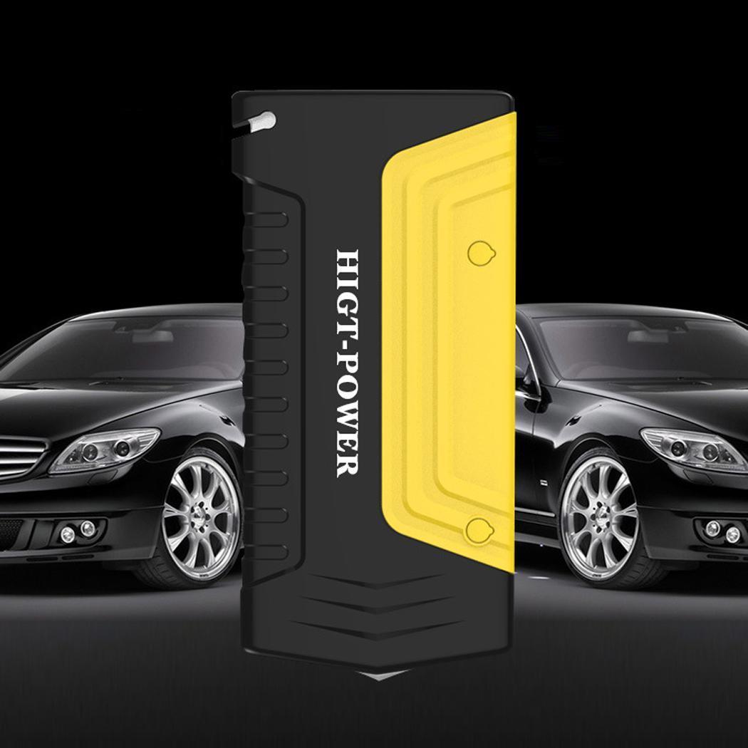 Chargeur portatif de secours de démarreur de cavalier de voiture de 12 V 4 chargeur de voiture d'usb pour le dispositif de démarrage automatique de Buster de propulseur de batterie LED Flash de SOS