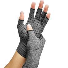 المغناطيسي مكافحة التهاب المفاصل الصحة ضغط العلاج قفازات الروماتويد آلام اليد بقية المعصم الرياضة قفاز الحماية