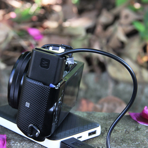 Image 4 - 5 V USB NP FW50 Dummy סוללה AC PW20 DC מצמד כוח מתאם עבור Sony Alpha 7 a7 a7S a7II a7R A3000 a5000 A6000 NEX5 NEX3 NEX