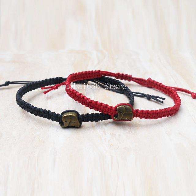 Small Elephant S Bracelets His And Hers Loves Bracelet Boyfriend Friend Jewelry
