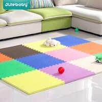 30*30cm tapete infantil bébé tampons jouer tapis jouets pour enfants tapis de jeu tapis de jeu sol doux eva mousse puzzle tapis
