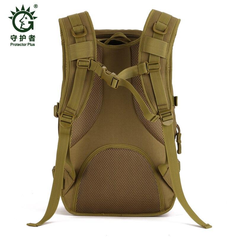 40L grande capacité voyage Camouflage sac à dos tactique militaire en plein air Camping randonnée en Nylon sac sport épaule sacs à dos - 3