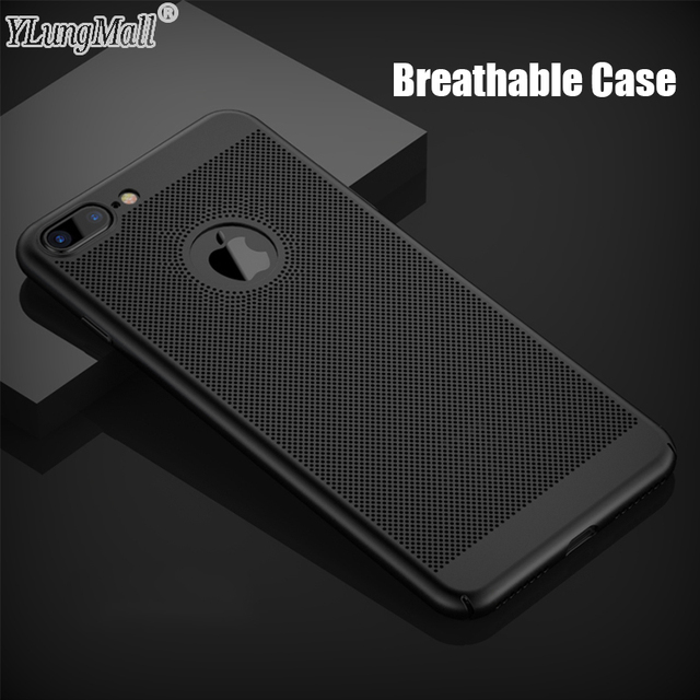 iphone 8 breathable case