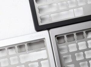 Image 4 - Eloxiertem Aluminium fall für eepw84 xd84 benutzerdefinierte tastatur acryl panels diffusor kann unterstützung Rotary brace supporter