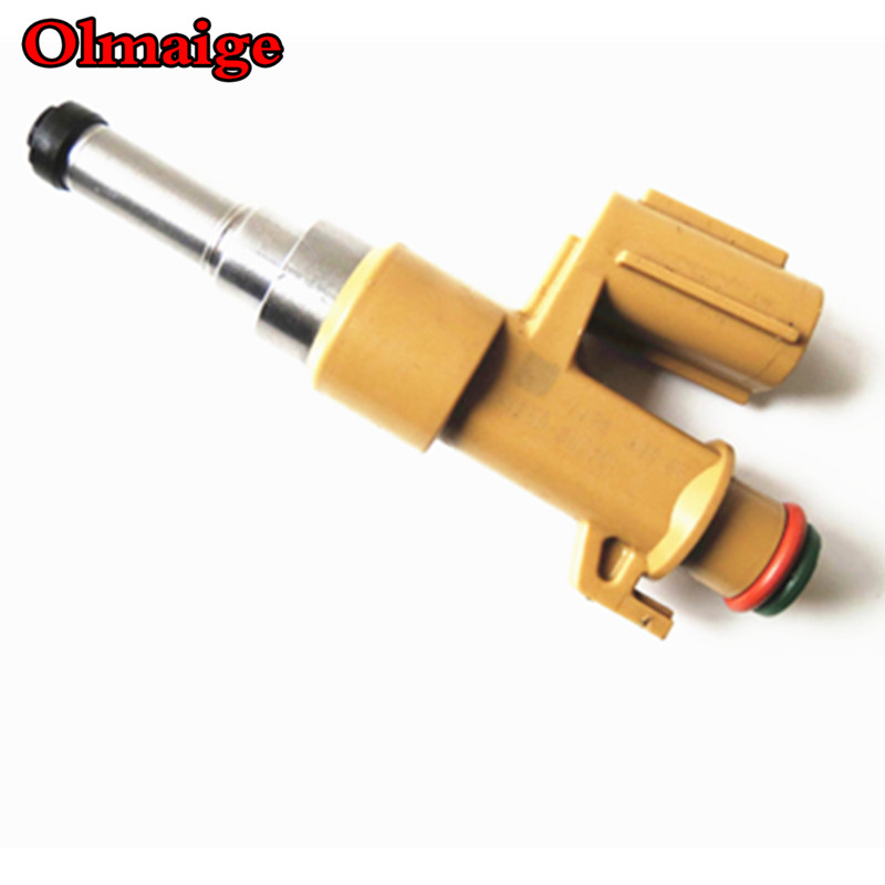 8X Original New fuel injectors for Toyota SEQUOIA USK TUNDRA/LEXUS LX570 GX460 23250 38040 23209 09150 23250 0S020-in Fuel Injector from Automobiles & Motorcycles    1