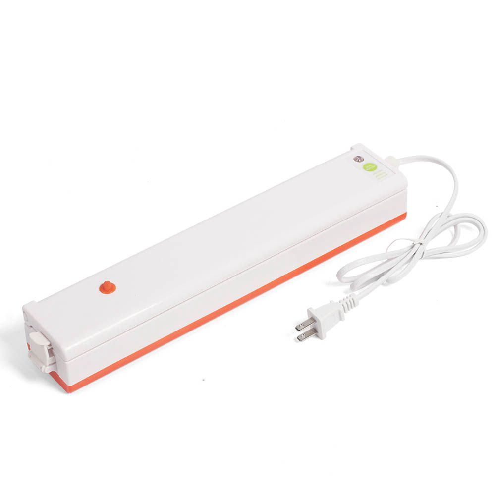 Small Home Food vacuum sealer Packaging machine/ Mini household vacuum Packer sealing Tool Film Sealer EU Plug sf 270 220v household food vacuum sealer packaging machine film sealer vacuum packer 300w manual sealing machine