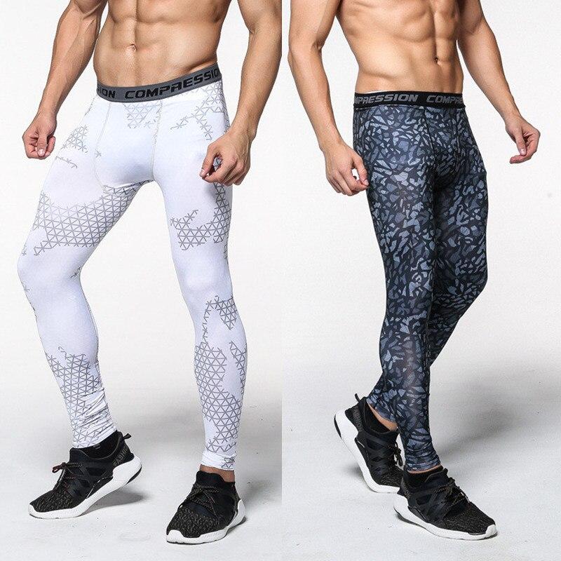 2019 Neue Männer Camouflage/kompression Strumpfhosen/leggings Laufsport/gym Männliche Hosen/capris Von Fitness/ Hosen Von Schnell Trocknend Sport & Unterhaltung Strumpfhosen