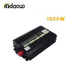 цена на 1500W/3000W PEAKING Solar System Inverter DC TO AC  Pure Sine Wave USB Output Car Power Inverter