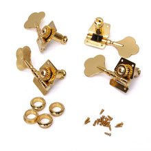 4pcs String Tuning Pegs Machine Heads for Electric Bass 4R