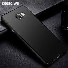 CHOEOIWE Matte Case for Samsung Galaxy A520 A5 2017 2018 A530 SM-A530F 2016 A510 A510F 2015 A500 A500F Hard PC Phone Cases Cover
